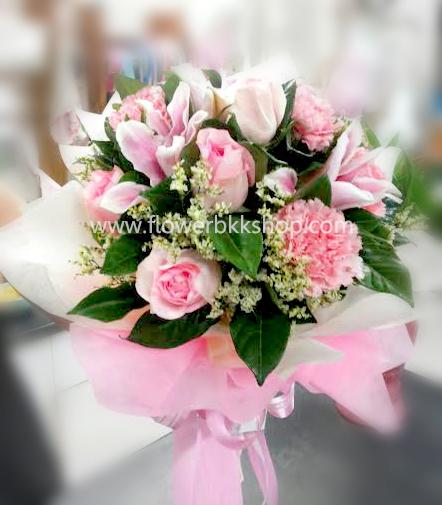 ช่อดอกไม้ รหัส WBQ08