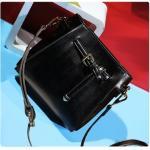 พร้อมส่ง กระเป๋าถือ กระเป๋าสะพายข้าง แบรนด์Beibaobao รุ่น B38163 (สีดำ)