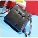 พร้อมส่ง กระเป๋าถือ กระเป๋าสะพายข้าง แบรนด์Beibaobao รุ่น B38163 (สีเทา)