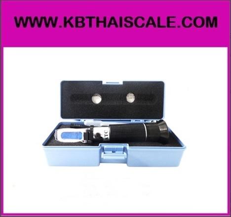 เครื่องวัดความหวาน Brix Refractometer 0-10%