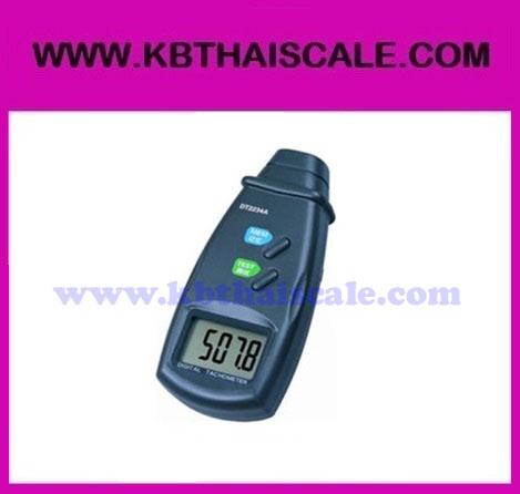 เครื่องวัดความเร็วรอบ เครื่องวัดรอบ มิเตอร์วัดความเร็วรอบ มิเตอร์วัดรอบ Digital Laser Tachometer DT-2234A