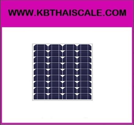 โซล่าเซลล์ พลังงานแสงอาทิตย์ 10W 18V Mono