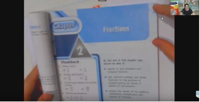 เรียนคณิตศาสตร์EPออนไลน์ ม.1 (ครูอุ๋งอิ๋ง) ครั้งที่ 2 เรื่อง คูณ หาร เศษส่วน ตอนที่ 2/2