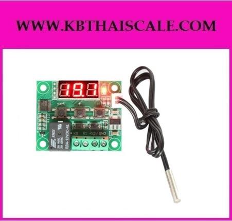 รีเลย์ควบคุมอุณหภูมิ DC12V -50 to110°C Heat Cool Temperature Control relay output เครื่องมือวัดต่างๆ : รีเลย์ควบคุมอุณหภูมิ DC12V -50 to110°C Heat Cool