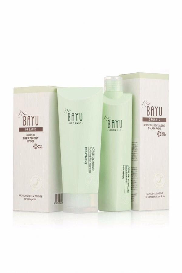 Set Bayu house oil shampoo + Treatment