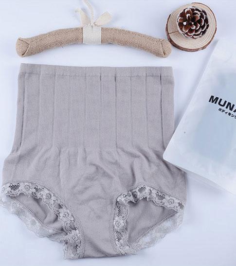 กางเกงในเก็บพุง Munafie สีเทา