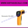 เครื่องวัดอุณหภูมิ เทอร์โมมิเตอร์อินฟาเรด มิเตอร์วัดอุณหภูมิอินฟาเรด Digital Thermometer -50 to 420°C TR420 GM-300