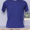 G.เสื้อเปล่า เสื้อยืดสีพื้น สีน้ำเงินสด ไซค์ขนาด 36 นิ้ว