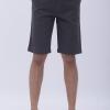 กางเกงสามส่วน สีเทามืด - Dark Gray