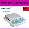 ตาชั่งดิจิตอล เครื่องชั่งดิจิตอล เครื่องชั่งแบบตั้งโต๊ะ 500g ความละเอียด0.1g แท่น140x140mm. ยี่ห้อ JADEVER รุ่น JKH-500