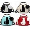 พร้อมส่ง กระเป๋าถือ กระเป๋าสะพายข้าง แบรนด์Beibaobao รุ่น B1011 (สีดำ สีครีม สีฟ้า สีแดง)