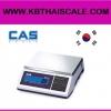 ตาชั่งดิจิตอล เครื่องชั่งดิจิตอล เครื่องชั่งแบบตั้งโต๊ะ 30kg ความละเอียด1g CAS ED-H-30 ขนาดแท่นชั่งน้ำหนัก 30.6X22.2cm.