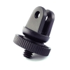 "Mini Tripod Screw Mount Adapter 1/4"" Monopod Accessory"