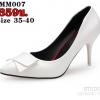 รองเท้าพยาบาล รหัส MM007 รุ่นส้นสูง (พรีออเดอร์)