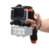 2 in 1 Pistol Trigger Set Floating Grip for Action camera