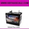GLOBATT PACE 60 Ah แบตเตอรี่ดีพไซเคิล ชนิดน้ำ แต่ดูแลรักษาน้อย (รุ่นประหยัด)