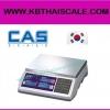 """เครื่องชั่งนับจำนวน 3kg เครื่องชั่งดิจิตอล3kg เครื่องชั่งนับจำนวน3กิโล เครื่องชั่งนับชิ้นงานแบบตั้งโต๊ะ3kg กิโลดิจิตอล3กิโลกรัม ความละเอียด0.1กรัม ตาชั่ง3กิโล CAS"""" รุ่น""""EC-3""""ขนาดแท่นชั่ง 30.6x22.2cm."""