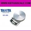 ตาชั่งดิจิตอล เครื่องชั่งดิจิตอล เครื่องชั่งแบบตั้งโต๊ะ รุ่น KD-400 ยี่ห้อ TANITA พิกัดน้ำหนัก 5000g ค่าละเอียด 1g (5 กิโลกรัม)