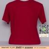 A.เสื้อเปล่า เสื้อยืดสีพื้น สีเลือดหมู ไซค์ 10 ขนาด 20 นิ้ว (เสื้อเด็ก)