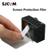 แผ่นฟิล์มกันรอยสำหรับกล้อง Original SJCAM SJ4000 SJ4000wifi SJ5000 WIFI SJ5000 + Sj6000 Sj7000