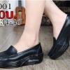 รองเท้าพยาบาล รหัส9001สีดำ (พรีออเดอร์)