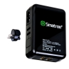 Smatree Dual USB Port Wall Charger with Detachable US Plug Plug for Smatree DC chargers, Most Android Phones
