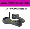 เครื่องอ่านบาร์โค้ดไร้สาย เครื่องสแกนบาร์โค้ดไร้สาย เครื่องยิงบาร์โค้ดไร้สาย Wireless Scanner Bluetooth Scanner Mindeo CS3290-2D Cordless Barcode Scanner