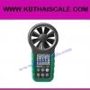 เครื่องวัดความเร็วลม มิเตอร์วัดความเร็วลม เครื่องวัดลมใบพัดในตัว MS6252A Digital Anemometer Air-Velocity/Flow humidity hd