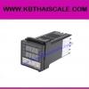 เครื่องควบคุมอุณหภูมิ (RKC) ระบบ PID รุ่น REX-C100FK02-M*AN (240V/50HZ ) + Thermocouple 0 to 400 °c
