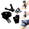 TMC 3 in 1 Hand Wrist Arm Leg Straps 360-degree Rotation Mount for GoPro SJCAM Action Camera สายรัดข้อมือ, สายคล้องแขน, สายรัดขา