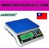 ตาชั่งดิจิตอล เครื่องชั่งดิจิตอล เครื่องชั่งแบบตั้งโต๊ะ 3kg ความละเอียด 0.2g แท่น294x228mm. ยี่ห้อ JADEVER รุ่น JWL II-3K