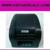 เครื่องพิมพ์ฉลาก เครื่องพิมพ์อักษร 20-82 mm Thermal barcode printer Qr code label print ยี่ห้อ XPrinter รุ่น XP-360B