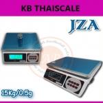 ตาชั่งดิจิตอล เครื่องชั่งดิจิตอล JZA Electronic-weighing scale เครื่องชั่ง 15kg ความละเอียด 0.5g มีแบตเตอรี่ชาร์จได้
