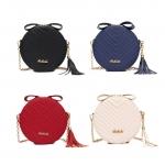 พร้อมส่ง กระเป๋าถือ กระเป๋าสะพายข้าง แบรนด์Beibaobao รุ่น BA26 (สีดำ สีน้ำเงิน สีแดง สีขาว)