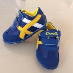 รองเท้าเด็ก COOL สีน้ำเงิน