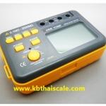 เมกกะโอห์มมิเตอร์ เครื่องตรวจสอบฉนวนแบบดิจิตอล แสดงค่าฉนวนไฟฟ้า Victory VC60B+ Digital Insulation Tester Meter Megger Megohmmeter