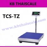 ตาชั่งดิจิตอล เครื่องชั่งดิจิตอล เครื่องชั่งแบบวางพื้น 60kg ความละเอียด 2g 60kg TCS-TZ60 Digital Scale platform scale ขนาดแท่น 30x40cm. มีแบตเตอรี่ชาร์ทในตัว