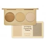 [Preorder] Etude facial contouring palette สี#1 gold brown