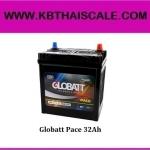 Globatt Pace 32Ah แบตเตอรี่ดีพไซเคิล ชนิดน้ำ แต่ดูแลรักษาน้อย (รุ่นประหยัด)