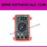 ดิจิตอล มัลติมิเตอร์ UNI-T UT30B Digital LCD Palm Size Auto Range Multimeter DC AC Ohm