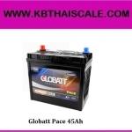 GLOBATT PACE 45 Ahแบตเตอรี่ดีพไซเคิล ชนิดน้ำ แต่ดูแลรักษาน้อย (รุ่นประหยัด)