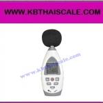 เครื่องวัดเสียง พร้อมซอฟต์แวร์ USB Sound level meter 30-130dB TECMAN TM834