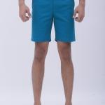 กางเกงขาสั้น สีทะเลอ่อน - Light Blue Sea