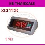 อะไหล่เครื่องชั่ง หน้าจอเครื่องชั่ง Indicator สีแดง LED เรืองแสง อินดิเคเตอร์ราคาประหยัด รุ่น T7E ยี่ห้อ ZEPPER