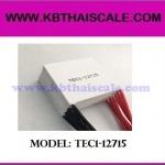 เเผ่นทำความเย็น เทอร์โมอิเล็กทริค คูลเลอร์ TEC1-12715 TEC Thermoelectric Cooler Peltier 12V