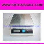 ตาชั่งดิจิตอล เครื่องชั่งดิจิตอล เครื่องชั่งแบบตั้งโต๊ะ รุ่น KD-200-100 ยี่ห้อ TANITA พิกัดน้ำหนัก 1000 กรัม (1 กิโลกรัม)