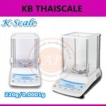 เครื่องชั่งดิจิตอล ทศนิยม 4 ตำแหน่ง ชั่งน้ำหนักสูงสุด 220 กรัม Precision Balance รุ่น K-224 ค่าละเอียด 0.0001 กรัม (0.1มิลลิกรัม) ยี่ห้อ K-Scale