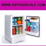 ตู้เย็นพกพา ตู้แช่แข็งแบบพกพา13.5ลิตรตู้เย็นขนาดเล็กบ้านแบบDual-ใช้ขนาดกะทัดรัดอัตโนมัติตู้เย็นรถตู้เย็น12/220 V/การเปลี่ยนแปลงในอุณหภูมิ ราคาถูก พกพาสะดวก