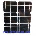 แผงโซล่าเซลล์ พลังงานแสงอาทิตย์ Monocrystalline silicon solar panel Module 5W