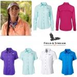 Field & Stream Women's Latitude Shirt ( Short & Long Sleeve )